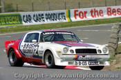 82780 - G. Leeds / P. Fitzgerald - Chev Camaro - Bathurst 1982 - Photographer Lance J Ruting
