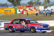82793 - S. Harrington / G.Wigston - Holden Commodore VH - Bathurst 1982 - Photographer Lance J Ruting