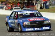 82797 - A. Grant / L. Leonard - Ford Falcon XD - Bathurst 1982 - Photographer Lance J Ruting