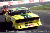 84053 - Joe McGinnes Ford Mustang  Oran Park 1984 - Photographer Lance J Ruting
