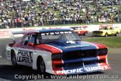 84055 - Bob Stevens Holden Monaro  Oran Park 1984 - Photographer Lance J Ruting