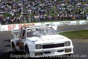 84058 - Bob Tindal  Holden Torana  Oran Park 1984 - Photographer Lance J Ruting