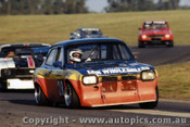 84060 - Tony Herbert Ford Escort  Oran Park 1984 - Photographer Lance J Ruting