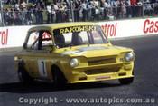84062 - Ted Raczkowski Hillman Imp  Oran Park 1984 - Photographer Lance J Ruting