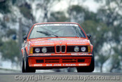 86772  -  C. O Brien / G. Rogers -  BMW 635 CSi - Bathurst 1986 - Photographer R. Simpson
