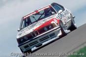 86774  - R. Ravaglia / D. Quester   BMW 635 CSi - Bathurst 1986 - Photographer R. Simpson