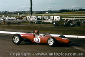 66584  - A. Costanzo  Lotus Ford - Sandown 1966 - Photographer Peter D Abbs