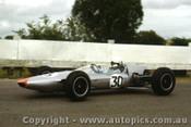 67585 - J. Hunnam  Elfin -  Sandown 1965 - Photographer Peter D Abbs