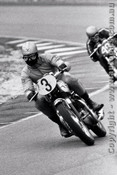 70305 - Len Atlee / Bryan Hindle Triumph 650 - 1st Place with 312 laps completed - Castrol Six Hour - Amaroo 18th October 1970 - Photographer Lance J Ruting