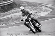 70309 - Kenny Blake / Kal Carrick  Kawasaki 500 - 295  laps completed  - Castrol Six Hour - Amaroo 18th October 1970 - Photographer Lance J Ruting