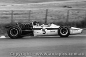 70588 - Leo Geoghegan  Lotus 39 Repco V8 - 30th March 1970 - Bathurst - Photographer David Blanch