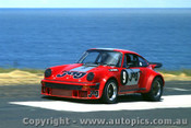 75414 - Allan Hamilton Porsche - Phillip Island 1975 - Photographer Peter D Abbs