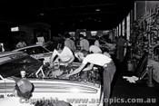 77833 - A. Moffat / J. Ickx & C. Bond / A. Hamilton -  Ford Falcon XC - Bathurst 1977 -  Photographer  Lance J Ruting