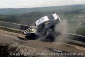 83768 - L. Hazelton / J. Strauberg  Ford Capri - Bathurst 1983 - Photographer Lance J Ruting