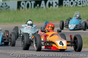 84517 - K. Franks Elfin  Formula Vee - Oran Park 17th November 1984 - Photographer Lance J Ruting