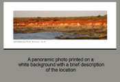 Gantheaume Point - Broome -  W.A. - Product Code 30009 - Photographer David Blanch