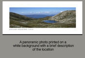 Kosciuszko National Park - N.S.W. - Product Code 33002 - Photographer David Blanch