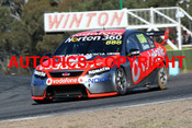 209001 - C. Lowndes - Ford Falcon FG - Winton 2009 - Photographer Craig Clifford