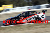 209014 - Lee Holdsworth - Holden Commodore VE - Winton 2009 - Photographer Craig Clifford