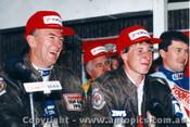 89043 - Jim Richards and  Mark Skaife Nissan Skyline Sandown 1989 - Photographer Ray Simpson
