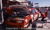 90021  -  Colin Bond  -  Sandown 1991 -  Ford Sierra - Photographer Darren House