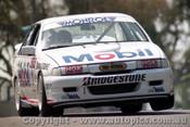 91762  -  P. Brock / A. Miedecke  - Holden Commodore VN  Bathurst 1991 - Photographer Ray Simpson