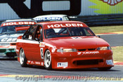 96016 - Mark Skaife  Holden Commodore  - Sandown  1996 - Photographer Ray Simpson