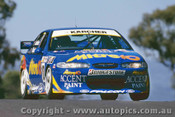 97720 - M. Larkham / A. Meidecke Ford Falcon - 3rd Outright -Bathurst 1997 - Photographer Jeremy Braithwaite