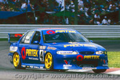 98709 - Bright / Richards  Holden Commodore -  1 st Outright - Bathurst 1998 -  Photographer Jeremy Braithwaite