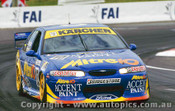 98711 - Larkham / Jones  Ford Falcon -  Bathurst 1998 - Photographer Jeremy Braithwaite