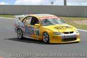 G. Ritter / M. Marshalla - Holden Commodore VX - Bathurst  2003 - Photographer Jeremy Braithwaite
