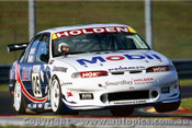 97007 - Peter Brock / Mark Skaife Holden Commodore -Sandown  1997 - Photographer Darren House