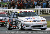 97721 - P. Brock / M. Skaife  Holden  Commodore - Bathurst 1997 - Photographer Craig Clifford
