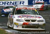 99716 - Steven Richards / Greg Murphy - Holden VT Commodore - 1st Outright Bathurst FAI 1000 1999 - Photographer Craig Clifford