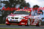 201719 - Mark Skaife / Tony Longhurst - Holden VX Commodore - 1st Outright Bathurst 2001 - Photographer Craig Clifford