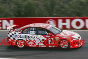 202703 - Jason Bright / Tomas Mezera - Holden VX Commodore - 3rd Outright Bathurst 2002 - Photographer Craig Clifford