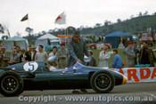 58550 - Merv Neil NZ  Cooper Climax - Bathurst 1958 - Photographer Adrien Schagen