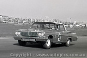 62109 - Norm Beechey  Chev Impala - Calder 9th September 1962 - Photographer Peter D Abbs