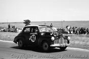 63022 - N. Beechey  Holden FX - Calder 1962 - Photographer Peter D Abbs