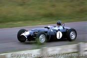 63560 - G. Hill - Ferguson P99 / Climax 2495cc 4cyl - Warwick Farm 1963 - Photographer Adrien Schagen