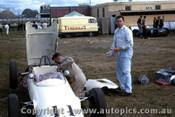 63562 - L. Ayers - Lotus 20 - Warwick Farm 1963 - Photographer Adrien Schagen