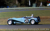 65464 - Kevin Bartlett  Lotus Super 7  -  Warwick Farm May 1965  - Photographer Adrian Schagen
