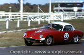65465 - Harry Cape Lotus Elite  -  Warwick Farm May 1965  - Photographer Adrian Schagen