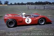 68480 - Ian Cook Elfin Repco V8 - 1968 - Warwick Farm - Photographer Adrien Schagen