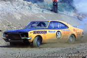 72984 - Warwick Henderson Holden Monaro Catalina Rallycross  1973  - Photographer Jeff Nield