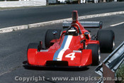 77634 - P. Gethin Chevron B37 Chev  -  Sandown 1977 - Photographer Adrien Schagen