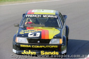 83771 - Rusty French / Alan Browne  Commodore VH  -  Bathurst 1983 - Photographer Lance J Ruting