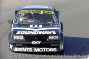 83782 - Garry Rogers / Clive Benson-Brown  Commodore VH  -  Bathurst 1983 - Photographer Lance J Ruting