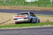 83785 - Jim Keogh / Leo leonard  Commodore VH  -  Bathurst 1983 - Photographer Lance J Ruting