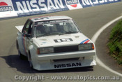 83791 - George Fury / Gary Scott Nissan Bluebird Turbo  -  Bathurst 1983 - Photographer Lance J Ruting